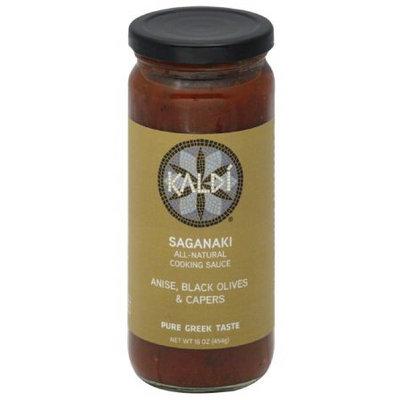 Kaldi Saganaki Cooking Sauce, 16 oz, (Pack of 6)