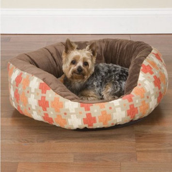 Pet Pals ZW948 22 25 Slumber Pet Winston Bed 22 In Brown