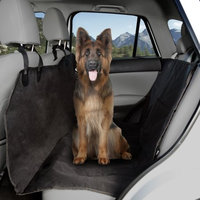 Trademark Global Games Pet Seat Cover Car Protector- Bench Hammock Backseat Liner, Quilted Waterproof All Weather Non-Slip Backing for Car/Truck/SUV (X-Large) by PETMAKER