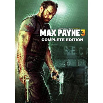 Rockstar Games Max Payne 3 Complete (PC) (Digital Download)