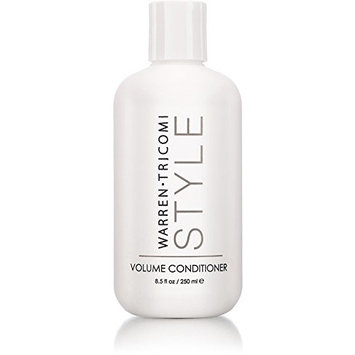 Nourishing Hair Conditioner 'Volume Conditioner' Gently Infuses Weightless Volume and Strength By Warren-Tricomi Professional, Full Size, 8.5 OZ