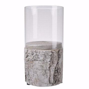 Benzara Futuristic Designing Cace Candle Holder