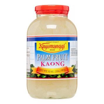 Kayumanggi Palm Fruit White (Large), 32 Ounce