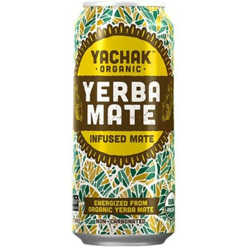Yachak Infused Mate - 16 fl oz Can