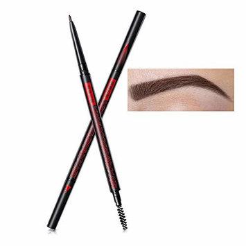 Waterproof Eyebrow Pencil Long Lasting – MEIKING Auto Precise Micro Drawing Eye Brow Color for Eyes Makeup 0.002 oz
