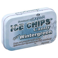 Ice Chips Candy Ice Chips Hand Crafted Candy Tin Wintergreen - 1.76 oz