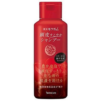 BATHCLIN Mouga L | Hair Regrowth Shampoo | Healthy Scalp Shampoo 240ml (Japan Import)