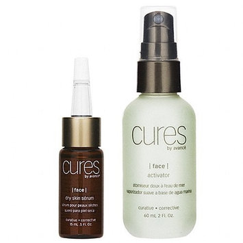 Cures by Avance Dry Skin Serum and Activator 2 oz.