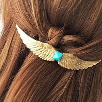Chicer Minimalist Dainty Hair Pins Clips Accessories, Lovely Headpieces Headwear for Women and Girls(2Pcs)