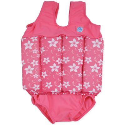 Splash About Float Suit Pink Blossom - Medium