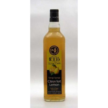 1883 Routin Lemon Syrup - 1 Liter