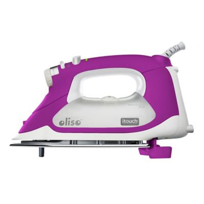 Oliso TG1100 Smart Iron Steam Iron- iTouch Self Lifting Technology - Auto Shut Off - Multiple Ste