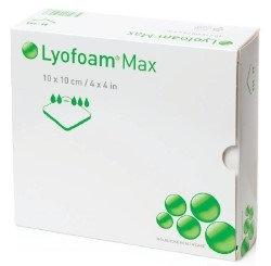 Molnlycke Health Care Us Llc DRSG LYOFOAM MAX 3X3.4' (Pack of 10)