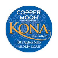 Copper :moon Copper Moon AromaCup Coffee for K-Cup(R) Brewers - Kona Blend - 20ct
