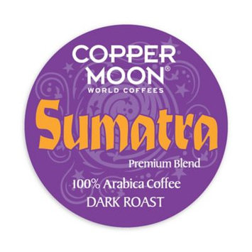 Copper :moon Copper Moon AromaCup Coffee for K-Cup(R) Brewers - Sumatra - 20ct