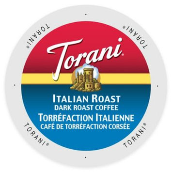 Single Cup Coffee Torani Coffee Italian Roast Single-serve Cup Portion Pack