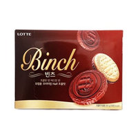 LOTTE BINCH Biscuit Dark Chocolate 204g