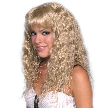 Fashion women medium wavy Morgan wig