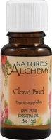 Nature's Alchemy 100% Pure Essential Oil Clove Bud - 0.5 fl oz