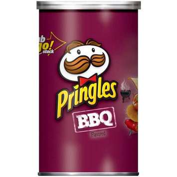 Pringles BBQ Grab and Go Pack, 2.5 Ounce (Pack of 12)