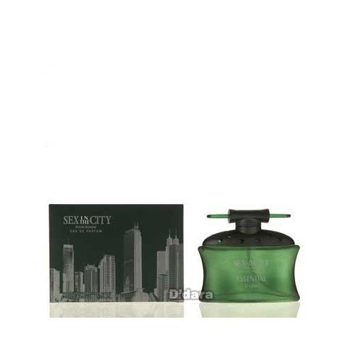 Sex in the city For Men EDT ESSENTIAL 3.3 Oz
