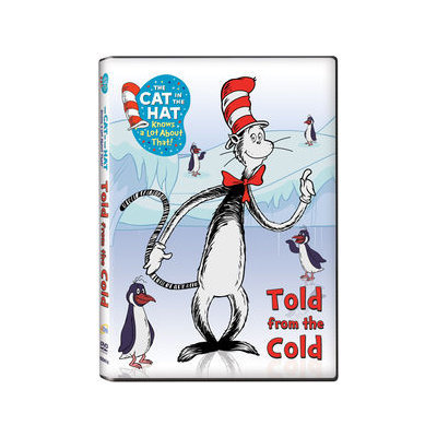 Ncircle Entertainment Cat In The Hat-told From The Cold [dvd]