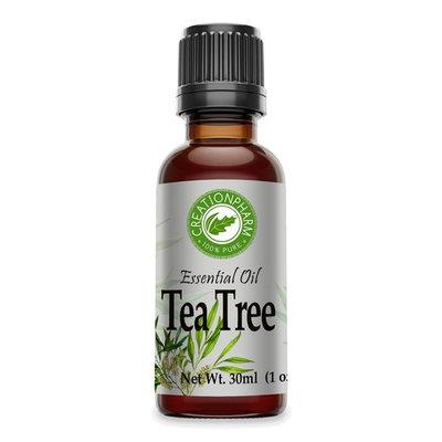 Tea Tree Essential Oil - Australian Tea Tree Oil- Aceite Esencial Arbol del T 1 OZ (30ml) 100% Pure
