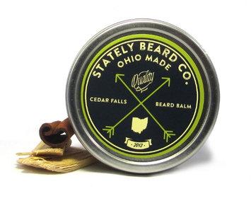 Stately Beard Company - Cedar Falls Beard Balm, 2oz *All natural and organic