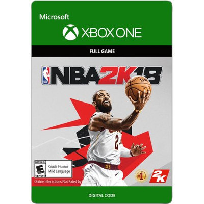 Incomm Xbox One NBA 2K18 (email delivery)