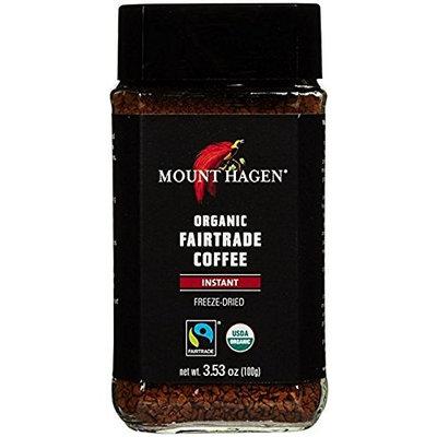 Mount Hagen: Organic caf? liofiliza Caf? Instant?neo 2Pack (3,53 oz Each) Shkrw