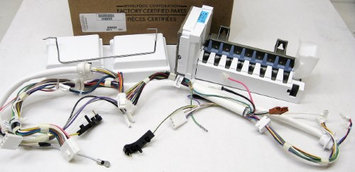 Electrolux WPW10377151 Whirlpool Kenmore Refrigerator Icemaker AP6037857 PS11753948