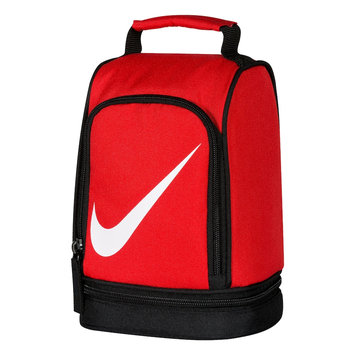 Nike Dome Lunch Bag, Red