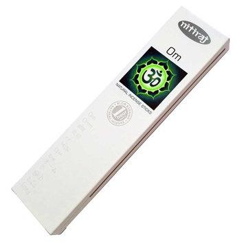 Nitiraj Platinum Natural Incense Sticks Slow Burning 1hr. 2Pack Om