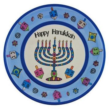 Hanukkah Whimsy Serving Platter - 9\