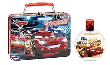 Desigual Cars 2 By Air Val International Set-Edt Spray 3.4 Oz & Lunch Box