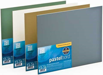 Ampersand Art - Pastelbord - 12' x 16' - White