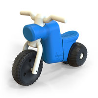 YBike Toyni Balance Tricycle (Blue)