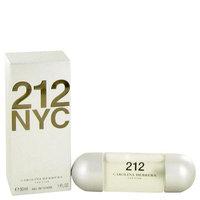Carolina Herrera Beauty Gift 212 Perfume 1 oz Eau De Toilette Spray for Women (New Packaging)