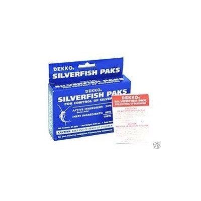 Dekko Silverfish Paks-12 boxes DEK1003 by Dekko