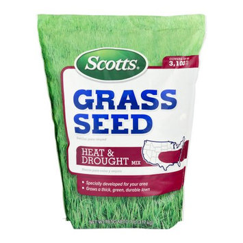 Scott's Scotts Grass Seed Heat & Drought Mix, 7 lbs