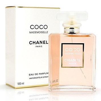 C H A N E L COCO MADEMOISELLE Eau de Parfum Spray, 3.4 oz 100 ml SEALED AUTHENTIC