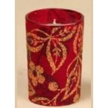 Green Light Votive Candle - Spicy Mandarin Orange - Maroma - 95 g - Candle