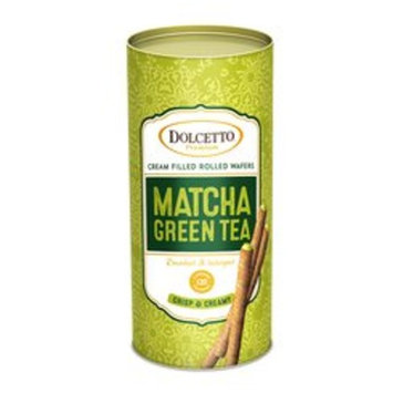 Wafer, Matcha Green Tea