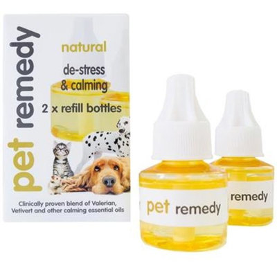 Pet Remedy Diffuser Refill Pack [Options : Pet Remedy Diffuser Refill Pack]