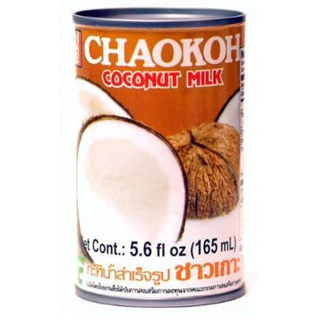 Chaokoh Coconut Milk - 5.6 oz. (Pack of 6)