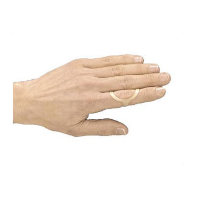 3 Point Products 3pp Oval-8 Finger Splint-12