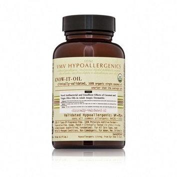 VMV Hypoallergenics Know-it-Oil, 4.23 Fluid Ounce