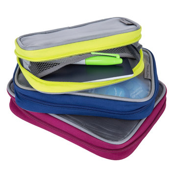 Travelon Lightweight 3-Piece Packing Squares Bolds - Travelon Travel Organizers