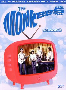 MONKEES: SEASON 2 BY MONKEES (DVD) [5 DISCS]