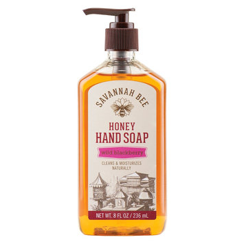 Savannah Bee Co. Savannah Bee Honey Hand Soap - Blackberry 8 oz